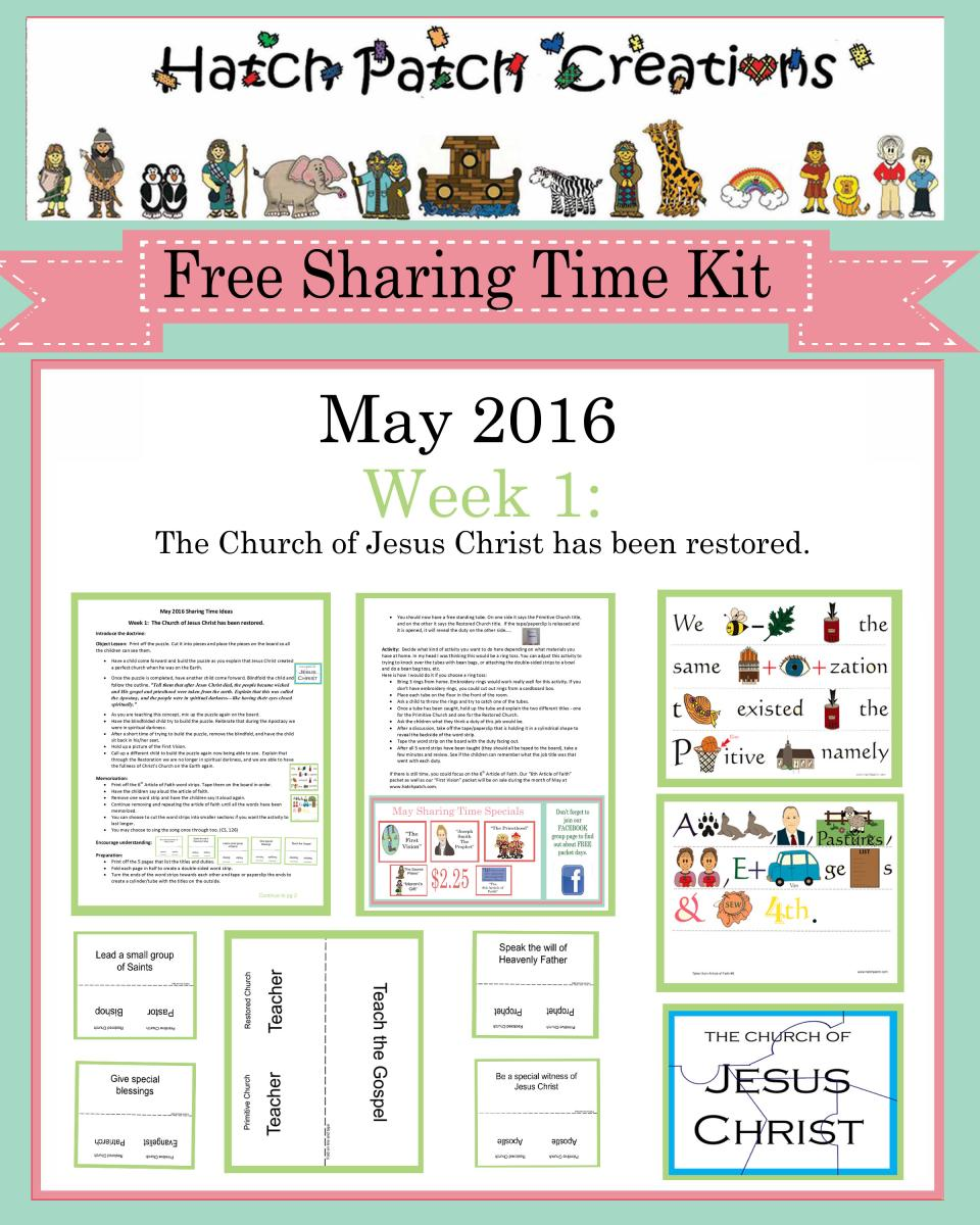 may-2016-sharing-time-ideas